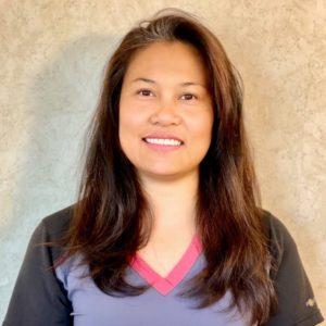 Wilaida Corpuz-Juanitez physiotherapist